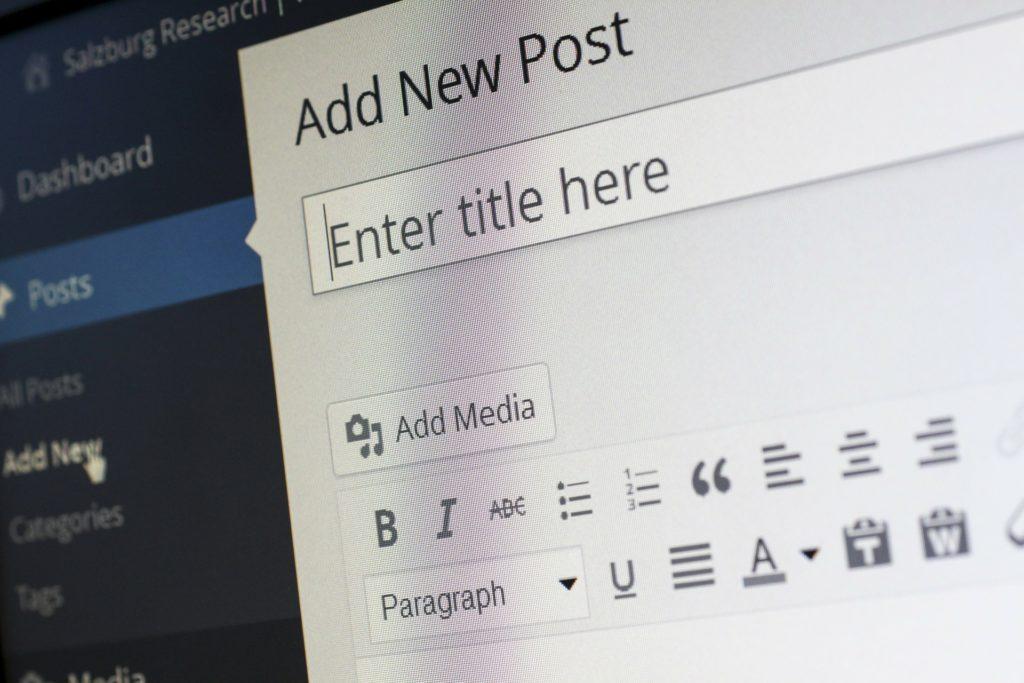[WordPressブログ]Classic Editorで旧式のエディタを使ってみた[テキストモードがおすすめ]