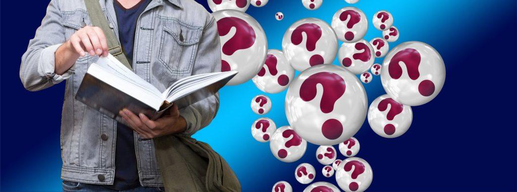 大学生活についてのよくある質問コーナー