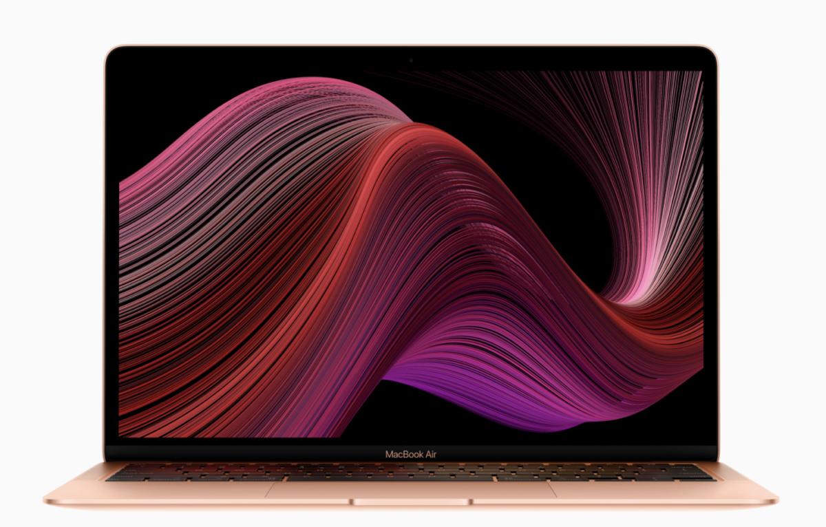 【速報】Appleが新MacBook Airを発表!【安くなったぞ】